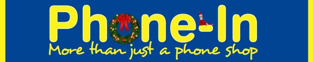 Phone-In Online, site logo.