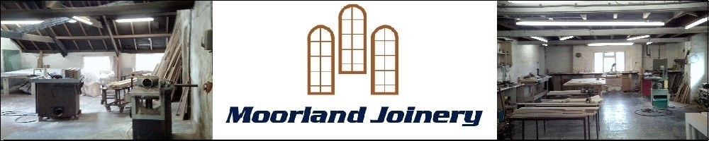 MOORLAND JOINERY, site logo.