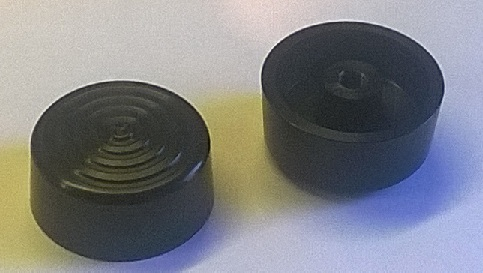 605280 - Knob, Starter Motor Switch