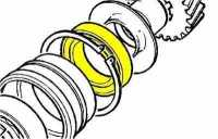 236305 - Oil Seal, Gearbox to Transfer Box
