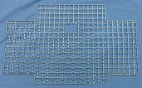 345666 - Grille for Radiator, Series 2a suffix G onwards.