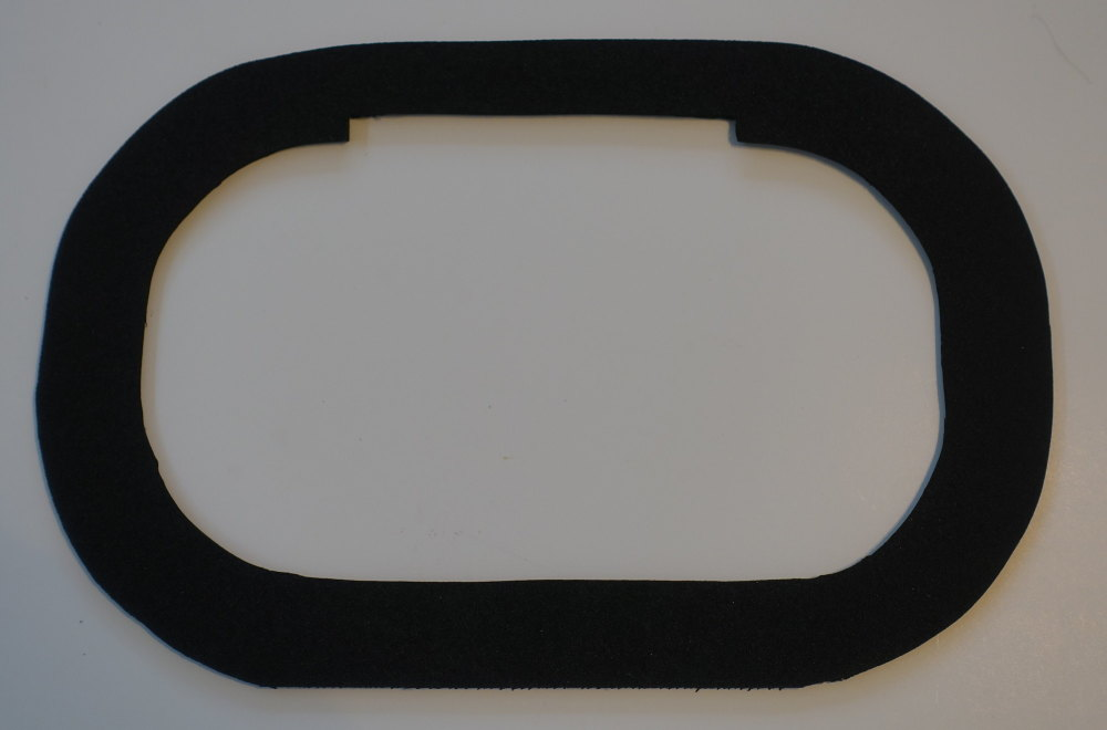 348678 - Gasket, Vent to Station Wagon Roof