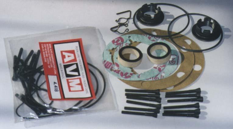 AVM 4406 - Service Kit, AVM Freewheel Hubs, 24-spline, Late type