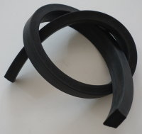 306380 - Sealing Rubber for Ventilator Lids, Top, 1954 to 1958