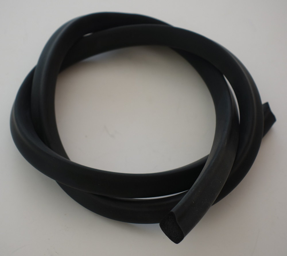 306381 - Sealing Rubber for Ventilator Lids, Bottom and Sides, 1954 to 1958