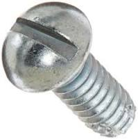 SR 202041 - Screw, Slotted Round Head, 2BA x 1/2