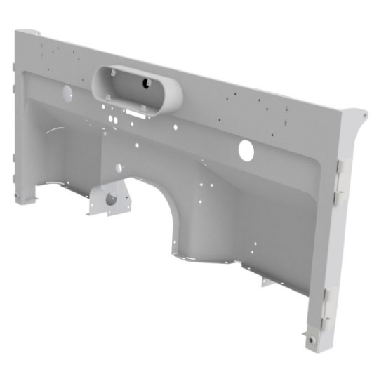 301061 (TYPE 2) - Bulkhead, Late 1949 to early 1950