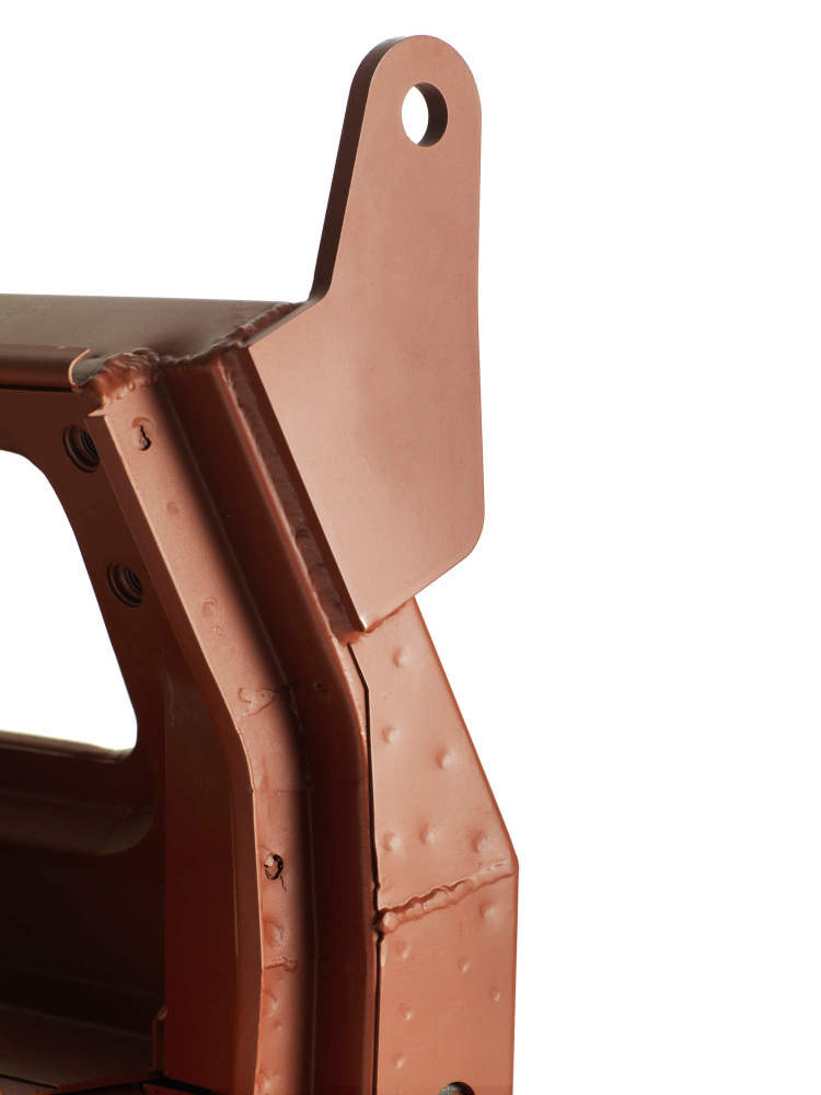 Pegasus Parts - Red Oxide - BH S2a Type 4 - Door Pillar Cab Side View.002 -
