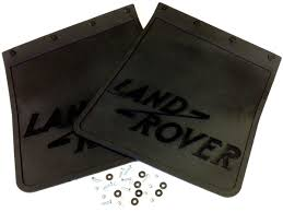 "320590 - Rear Mud Flaps Kit, 88"" only"