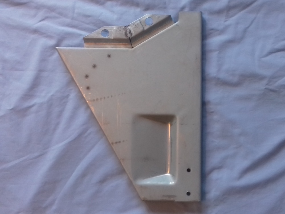 BSA 68-LDHP-LH - Lower Door Hinge Panel, LH Side