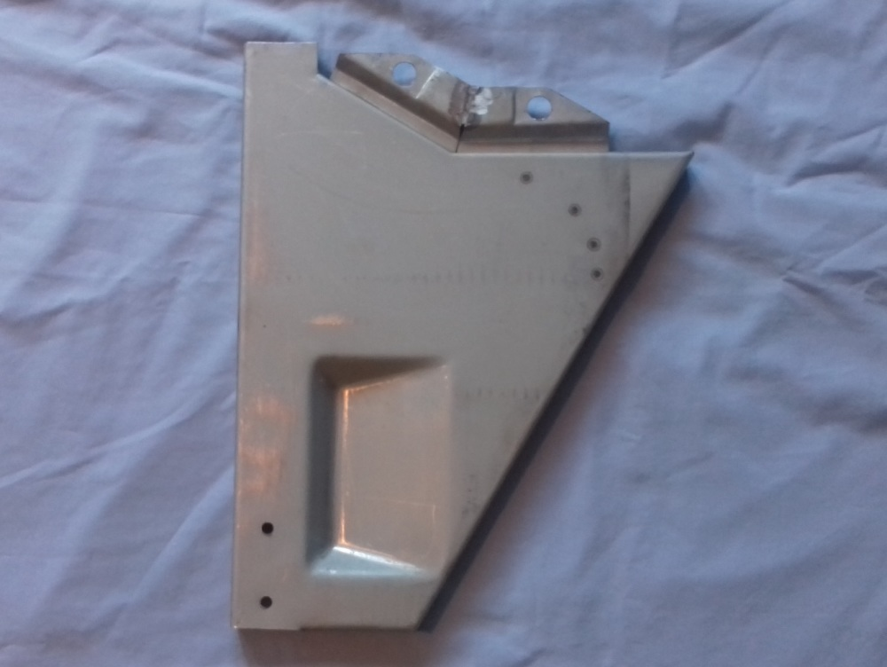 BSA 68-LDHP-RH - Lower Door Hinge Panel, RH Side