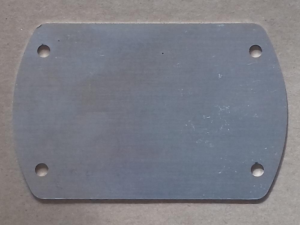 304111 - Blanking Plate, Steering Column