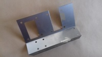 PSK 3115 - Pedal Box Reinforcement Plate with Brake Servo