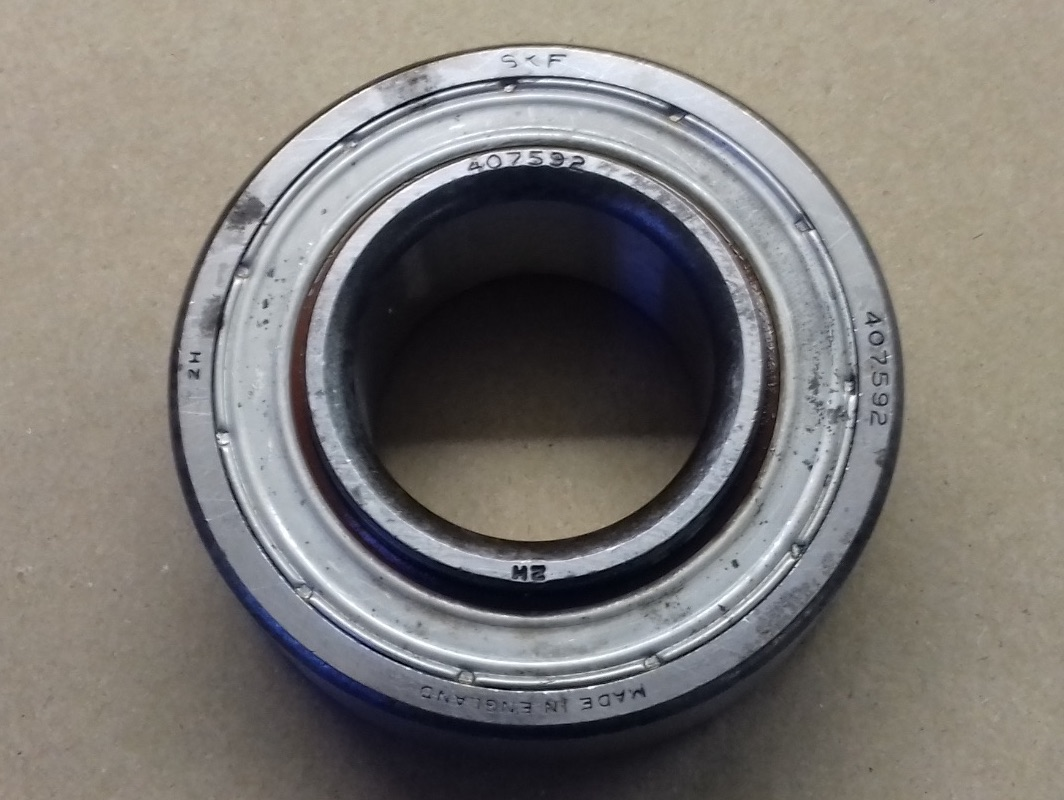 270604 (SKF) NOS - Wheel Bearing, Semi-floating Rear Axle, SKF manufactured, New Old Stock