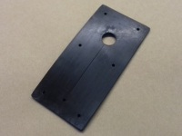 300914 NOS - Rubber Cover for Hand Brake Lever, 1948 to 1953, New Old Stock