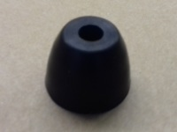 301141 - Rubber Buffer for Door, 1948 to 1953