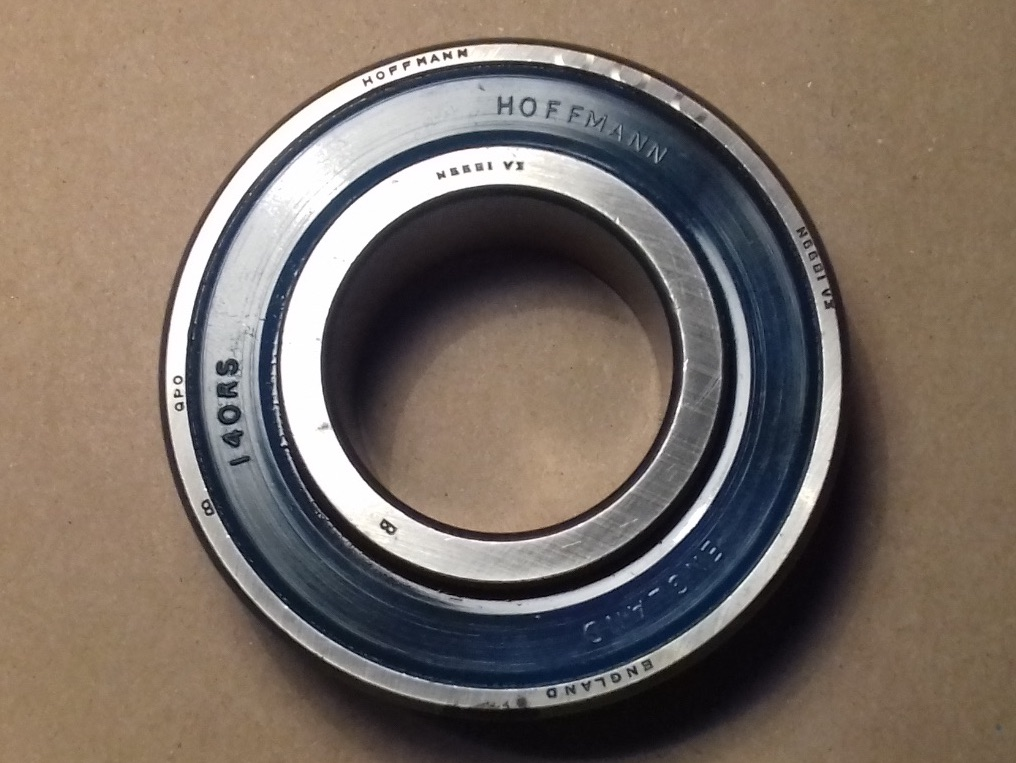 270604 (HFN) NOS - Wheel Bearing, Semi-floating Rear Axle, Hoffmann manufactured, New Old Stock