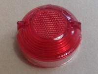 589448 NOS - Lens, Stop/Tail Lamp Assembly, 1963 to 1973, New Old Stock