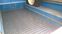 """330995 (TYPE 1) - 109"""" Basic Rear Load Area Mat, Vehicles with Tailgate"""