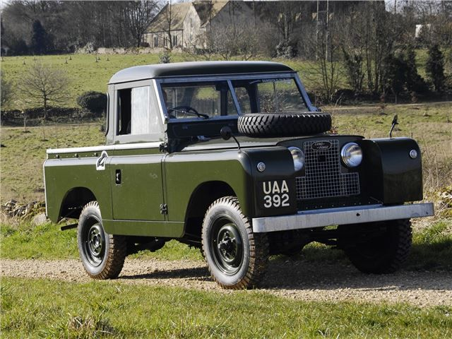 1961 to 1971 Series 2a