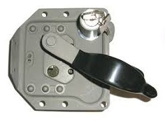 337801 - Door Latch, Slam Type with lock, RH Side