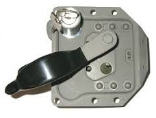 337802 - Door Latch, Slam Type with lock, LH Side