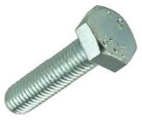 "SH 405081 - Screw, Hex Head, 5/16"" BSF x 1"" long"