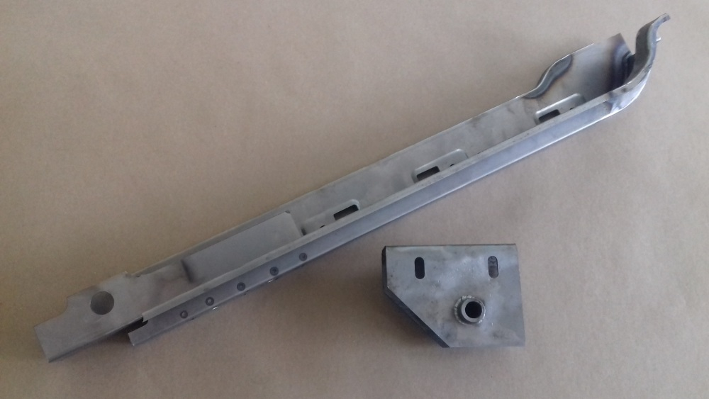 BSA 59-DP-RH - Door Pillar Sub-Assembly, RH, Type 2