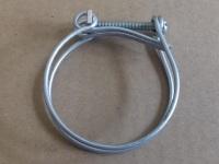 "50328 - Hose Clip, Double Wire Type, 2-1/4"" diameter hose"