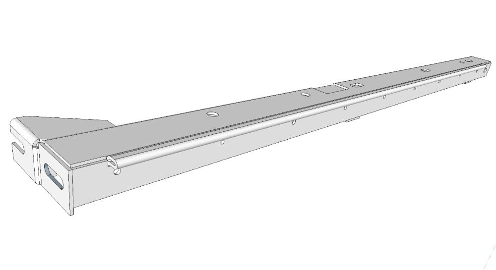 330381 - Sill Channel, LH Side