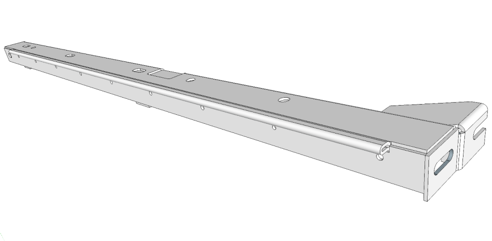 330380 - Sill Channel, RH Side