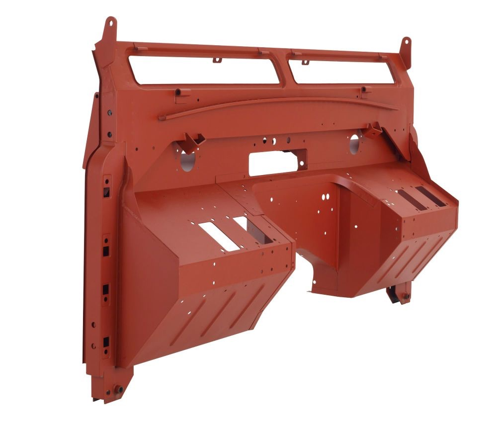 345879 - Bulkhead, Series 2/2a, 4-cylinder models only