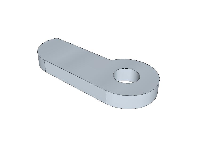 PSK 3510 - Sidescreen Hinge