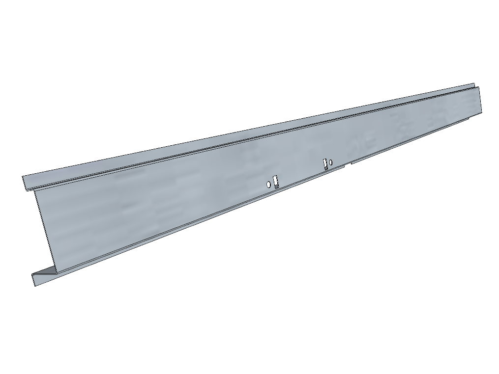 PSK 3516 - Ventilator Bottom Panel