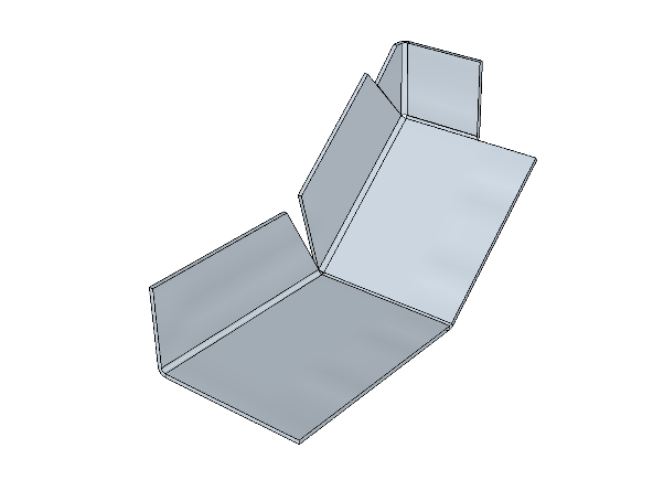 PSK 3525 - Infill Piece, Gearbox Tunnel to RH Footwell