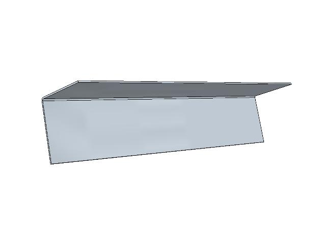 PSK 3530 - Stiffener, Steering Column Top Bracket