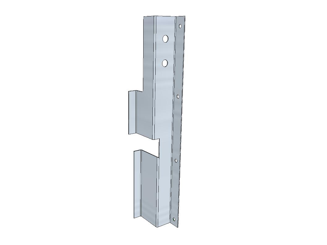 PSK 3534 - Stiffener, Top of RH Door Pillar