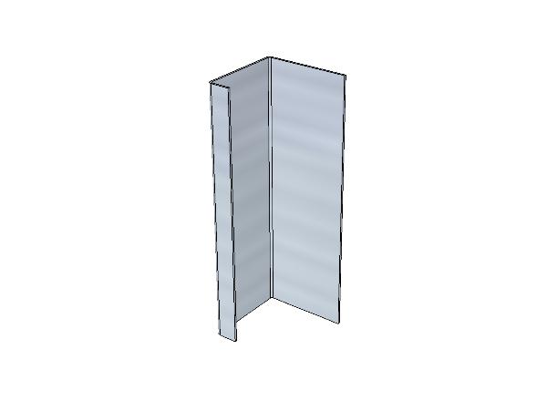 PSK 3535 - Stiffener, Bottom of Door Pillar
