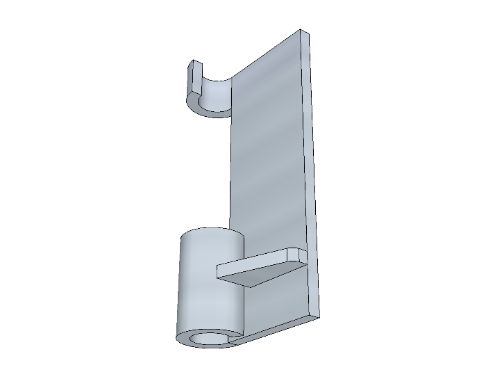 BSA 54-DH-RH - Door Hinge Sub-assembly, Right Hand Side, Top
