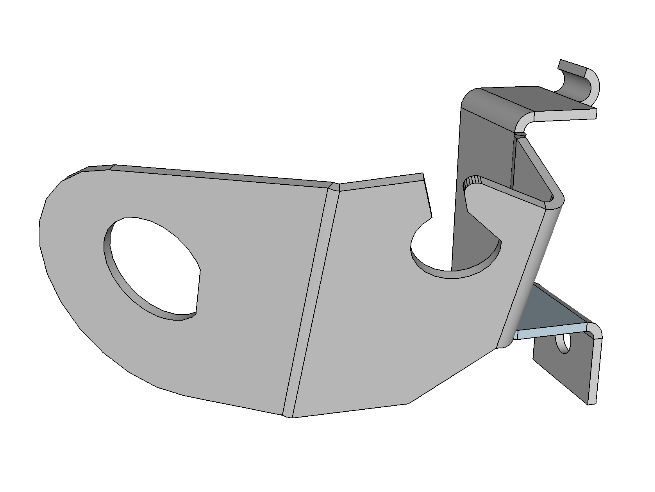 589115 - Bracket for Ignition Switch only