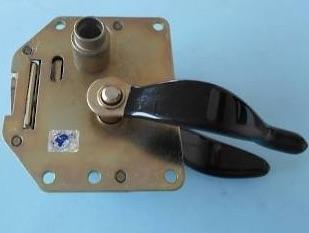 FQJ 103840 - Door Latch, Anti-burst Type, Series 3, Front RH Side and Rear End Door