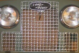 330149 - Grille, Series 2/2a up to Suffix 'F'