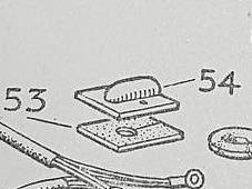 77212 - Retainer for Grommet
