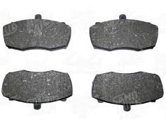 STC 2950 - Brake Pads, Axle Set