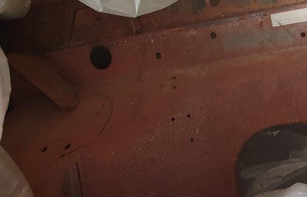 David Johns old bulkhead