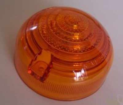 589285 - Lens, Amber, Front or Rear Indicator