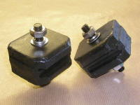 PSK 1067 - Rubber Engine and Gearbox Mounting, Diesel models (Set of 4)