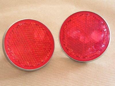 551595 - Rear Reflector, Round Type