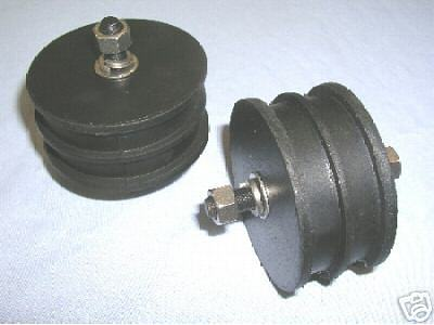 ANR 1808 KIT - V8 Rubber Engine Mounting