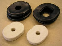 PSK 1079 - Pedal Grommets and Felt Seals Kit